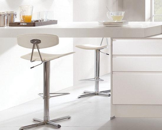 White Kitchen -