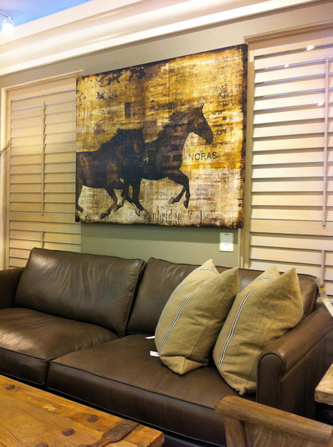 Horse Wall Art Artwork By Bliss Home