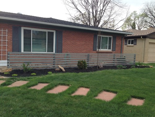 Need Help With Exterior Paint Color To Go With Red Brick Ranch