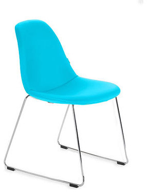 Kubikoff Stack Pop Chair Turquoise chairs