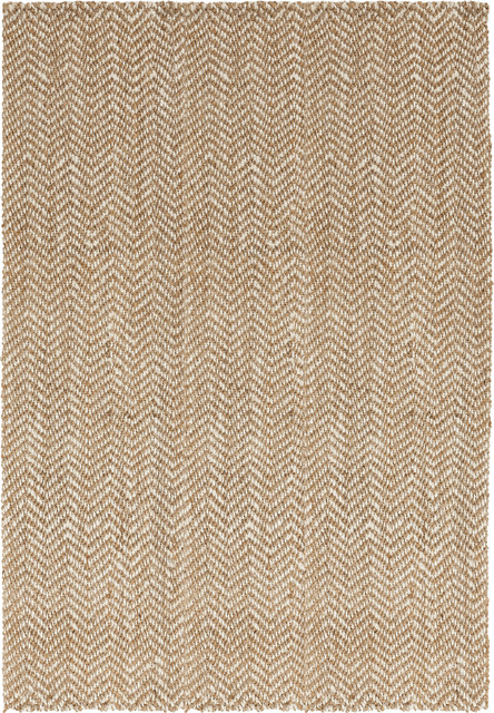 """Surya Reeds REED-804 3'3"""" x 5'3"""" Tan, Winter White Rug contemporary-rugs"""
