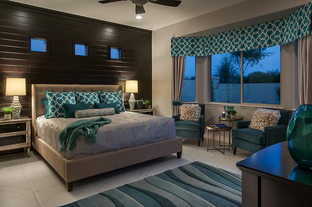 Artesian Ranch contemporary-bedroom