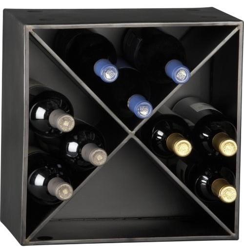 Cellar Wine Rack Modern Wine Racks By Cb2
