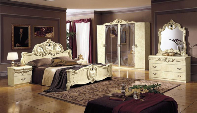 made in italy leather high end bedroom furniture traditional beds miami by prime classic. Black Bedroom Furniture Sets. Home Design Ideas