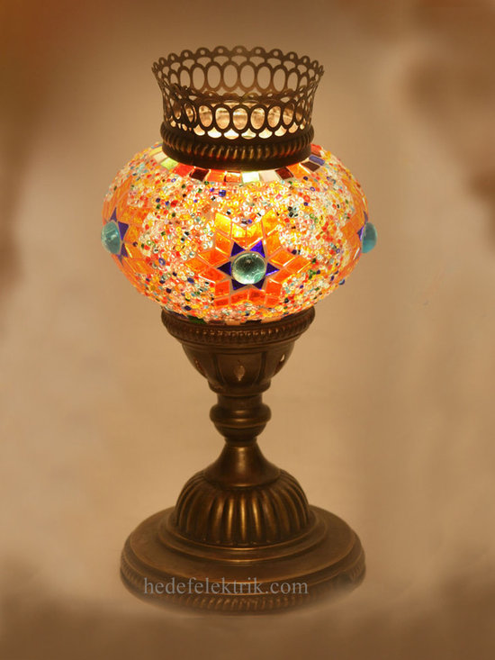 Turkish Style - Mosaic Lighting - Code: HD-97206_03