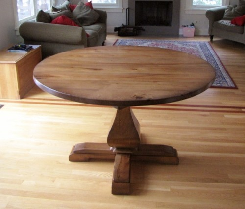 Past Projects traditional-dining-tables