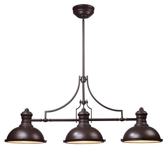 Three Light Pool Table Light modern pendant lighting