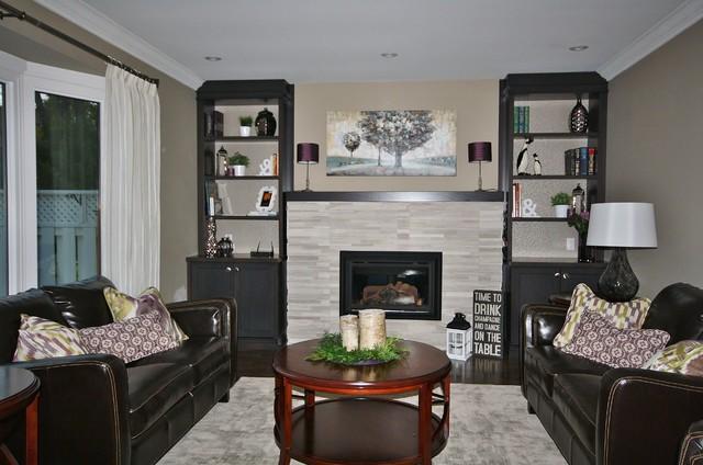 Burlington kitchen Reinvented! family-room