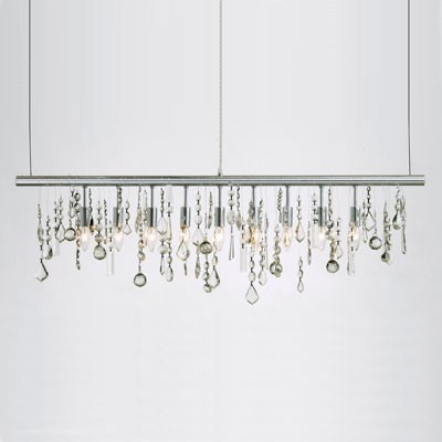 Pollyanna Suspension Light contemporary-chandeliers