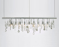 Pollyanna Suspension Light contemporary chandeliers