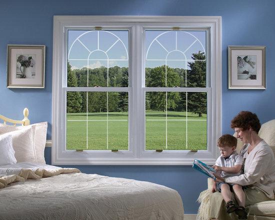 Double-Hung Windows -