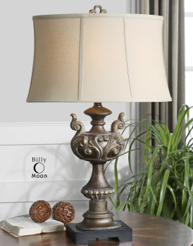 26845 Stilaro by uttermost modern table lamps