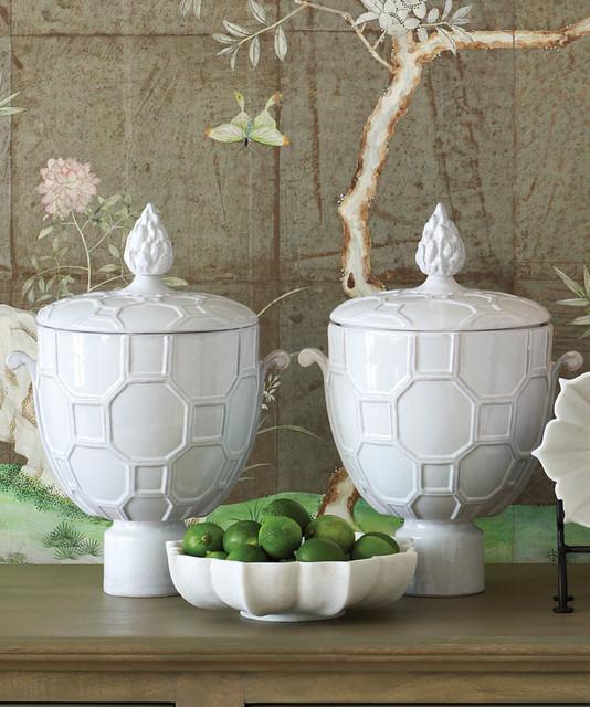 Greenbriar Urn transitional-baskets