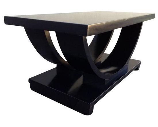 Art Deco Coffee Table - $2,500 Est. Retail - $950 on Chairish.com -