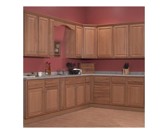 Ready to Assemble Cabinets - Our Fairfield Series of kitchen cabinets ...