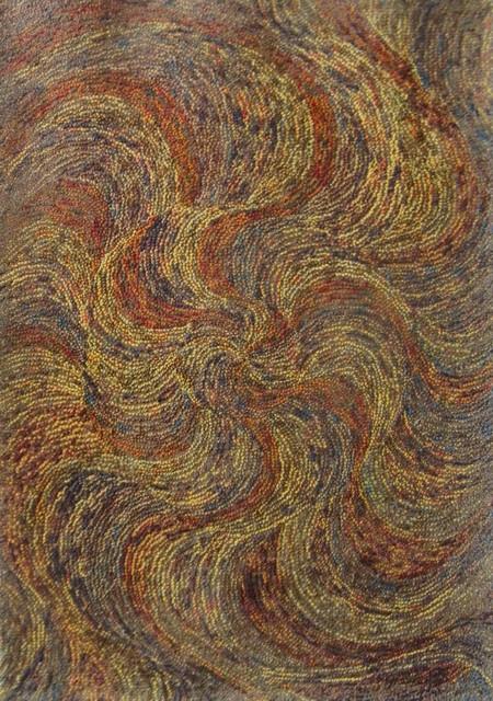 """Boardwalk BWJ4374-5'X7'3"""" modern-rugs"""