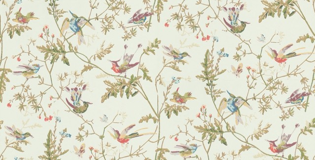 Humming Birds Wallpaper By Wallpaperdirect