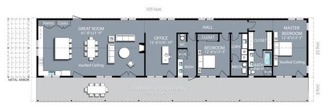 House Plan 888-2 farmhouse