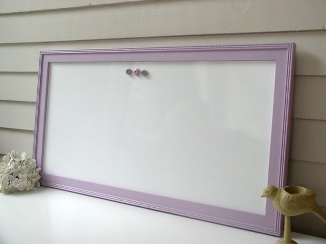 Dry erase magnetic bulletin boards modern bulletin for Modern bulletin board