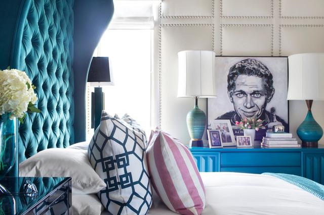 Pop Art Eclectic Bedroom By Hayneedle