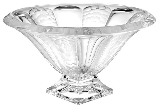 Champagne bowl centerpiece quot contemporary decorative