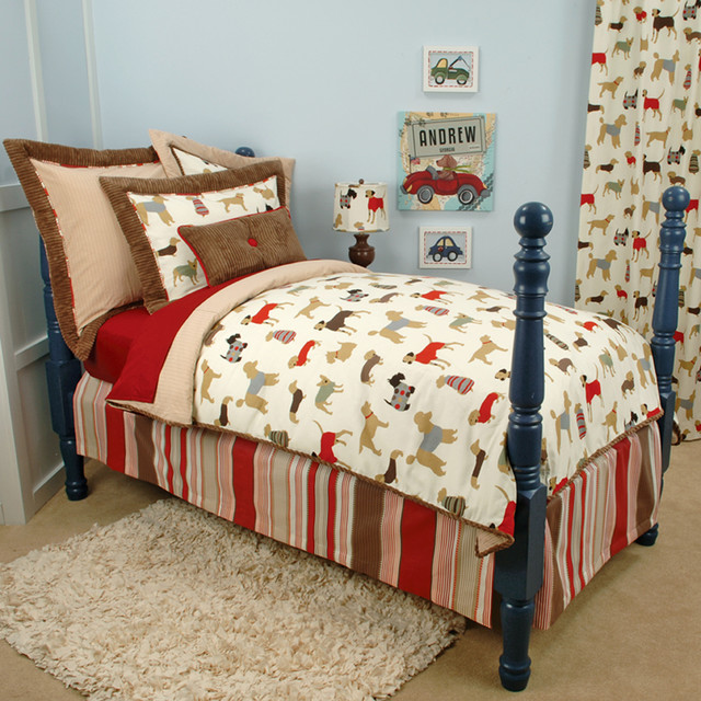 Best Friend Boys Room Eclectic Kids Bedding Atlanta