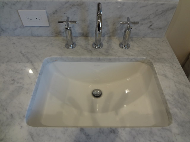 Garrison Bathrooms traditional-bathroom-faucets