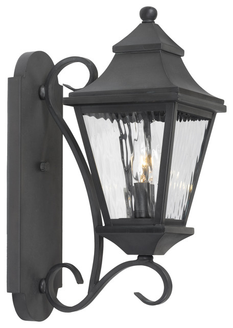Elk Lighting Artistic 5700-C Outdoor East Bay Street Wall Lantern traditional-outdoor-lighting