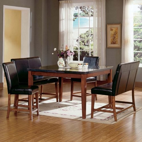 Dining Table Furniture: Granite Dining Table