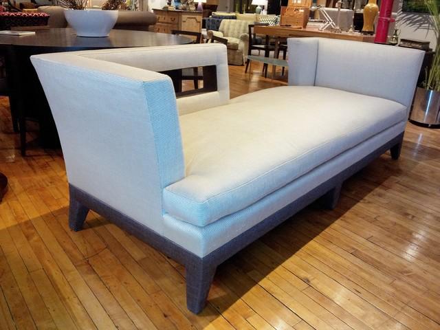 Custom-Made Chaise modern