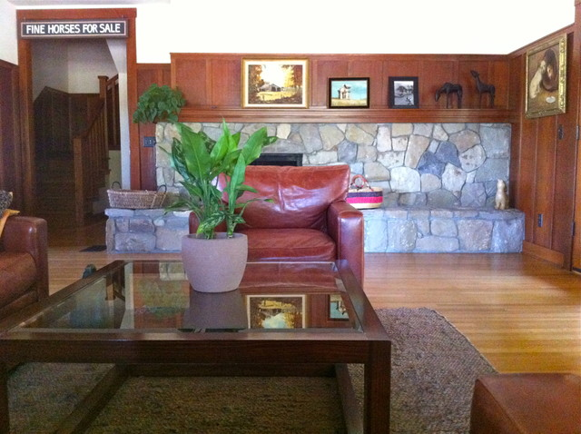 Ojai Ranch House traditional-indoor-pots-and-planters