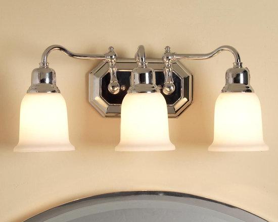 Reproduction Vintage Bath Light -
