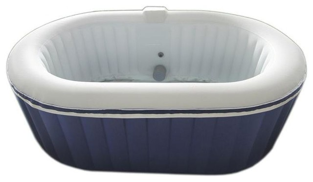 TheraPureSpa Hot Tubs amp Accessories 2 Person Oval Portable