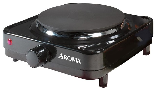 Single Burner Hot Plate contemporary-hot-plates-and-burners