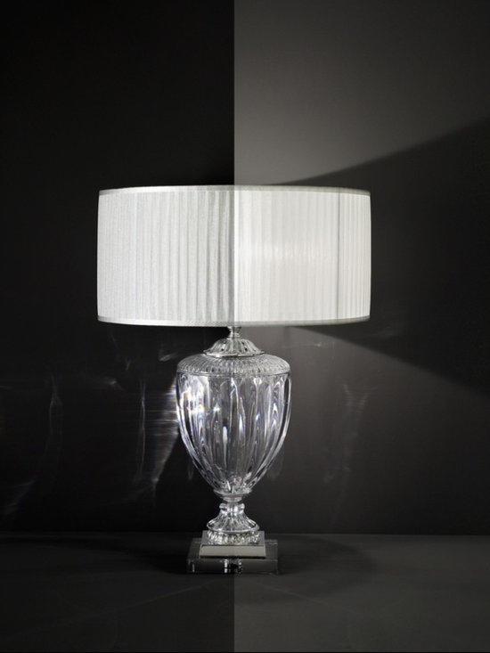 "Italamp Cult Edition ""Armonia Table"" - Italamp table lamp IT/8075/LG.Trasparente.CR"