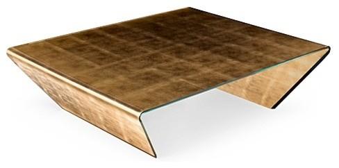 Sovet Italia | Rubino Square Coffee Table modern-coffee-tables