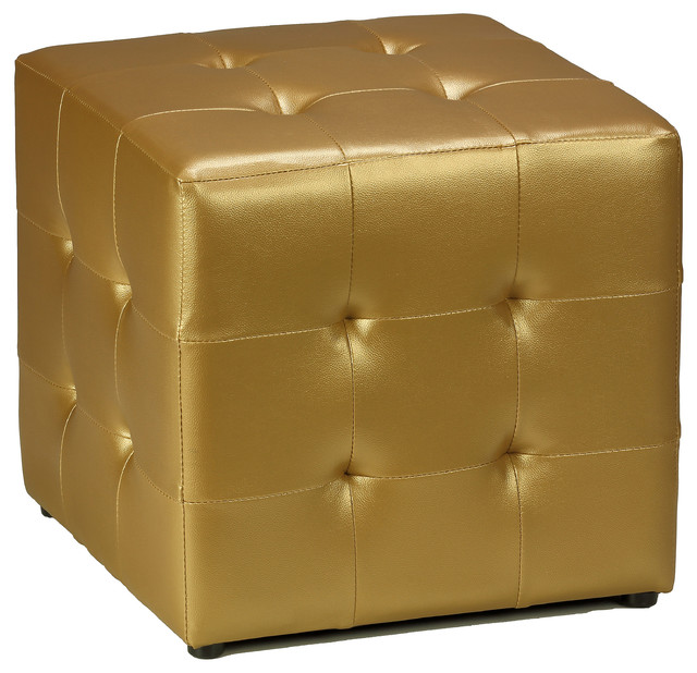 Apollo Cube Ottoman Contemporary Ottomans And Cubes