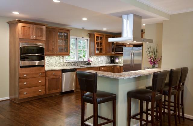 Delicatus Granite Kitchen kitchen-countertops