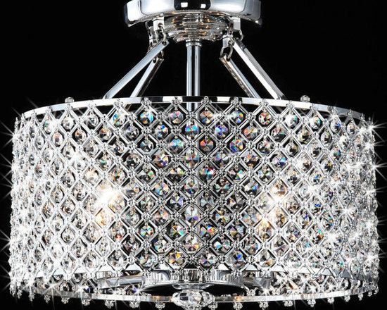 Chrome and Crystal Light - Crystal and Chrome Light,