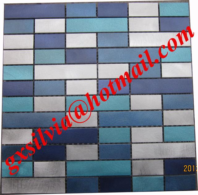 Aluminium tiles modern-tile