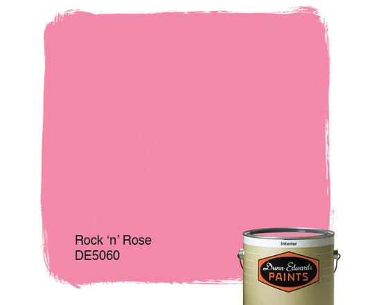 Dunn-Edwards Paints Rock 'n' Rose DE5060 -
