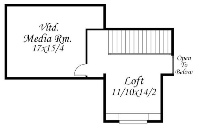 M-3163 traditional-floor-plan
