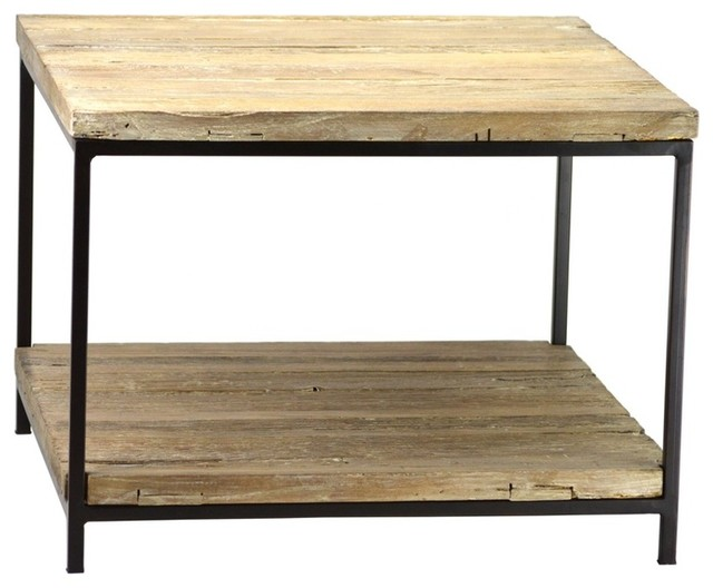 Industrial Style Davies End Table Modern Side Tables