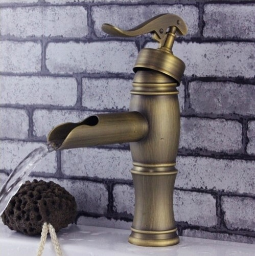 Vintage Style Bathroom Faucets Bronze Traditional Bathroom Faucets And Showerheads Other
