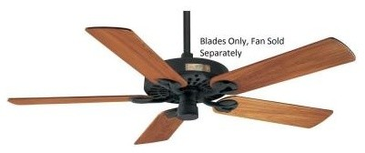 Replacement Fan Blades Arms Hunter 52 In Outdoor Solid Teak Original