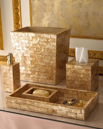 Tray, 15W x 7.75D x 2H traditional-bathroom-accessories