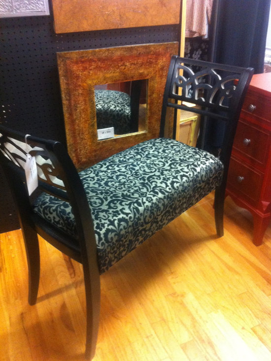 UPCYCLED FURNITURE - Muriel Norman