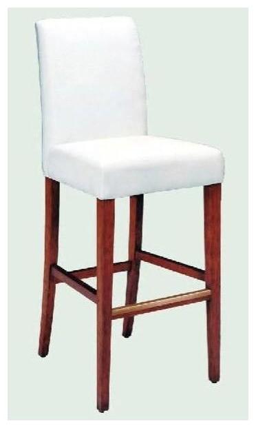 upholstered barstool w back contemporary bar stools