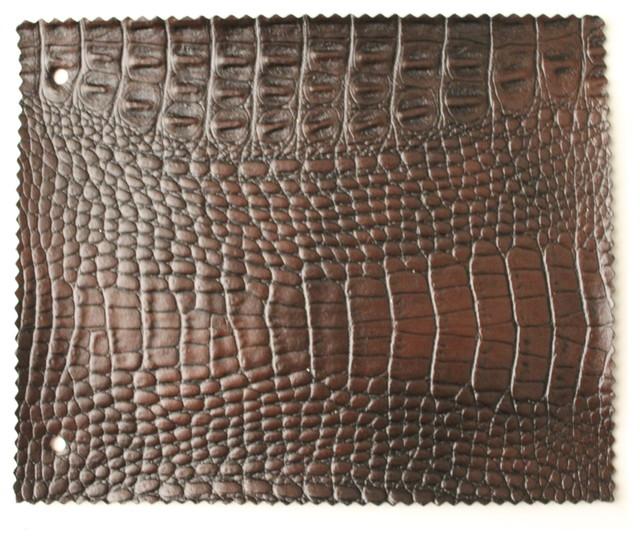 Alligator 3268 Faux Leather For Interior Design Purposes