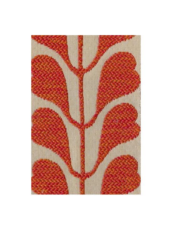 Pelada Leaf Design Outdoor Fabric -